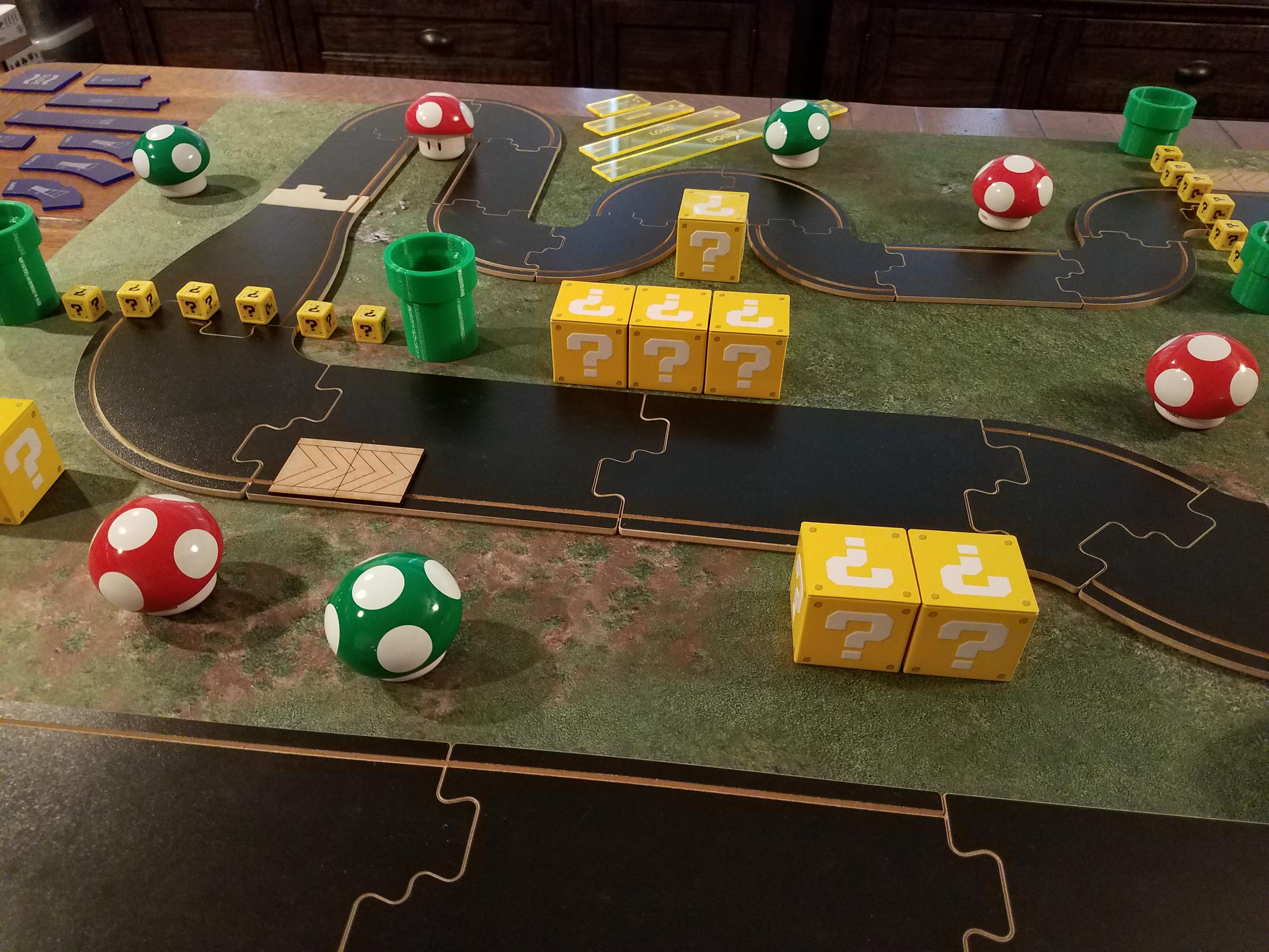 Gaslands Mario Kart Edition Geek Orthodoxy